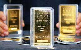Giá vàng thế giới phiên 13/5 phục hồi sau khi chạm mức thấp nhất của 1 tuần