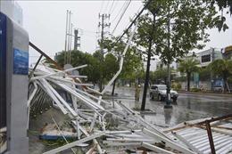 Bão số 9 gây nhiều thiệt hại về người và tài sản tại các địa phương