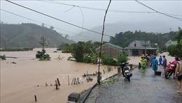 Kon Tum: Kịp thời di dời hàng trăm hộ dân ra khỏi vùng nguy hiểm