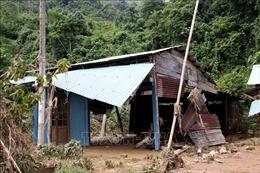 Nhanh chóng tiếp tế lương thực cho người dân 2 xã bị cô lập tại Quảng Nam