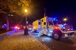 Ít nhất 2 người thiệt mạng trong vụ tấn công bằng dao ở Canada