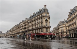 Pháp cấm với các siêu thị bán hàng không thiết yếu