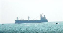 Bộ đội Biên phòng hỗ trợ y tế kịp thời cho thuyền viên gặp nạn trên tàu hàng