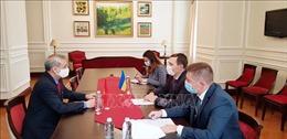 Ukraine mong muốn thắt chặt hơn nữa quan hệ với Việt Nam và ASEAN