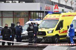 Một đối tượng bắt cóc con tin tại Moskva dọa gây nổ