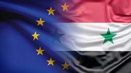 EU trừng phạt hàng loạt quan chức chính phủ Syria