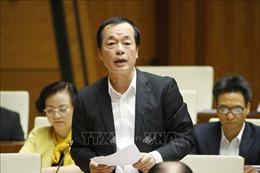 Hai Bộ trưởng chia sẻ về cấp 'sổ hồng' cho bất động sản