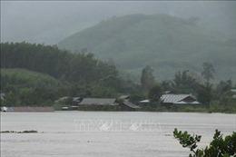 Bão số 12 gây ngập cục bộ, chia cắt nhiều nơi tại Đắk Lắk