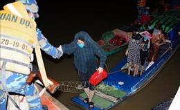 Phát hiện 8 phụ nữ trốn từ nước ngoài về bằng đường biển