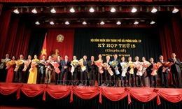 Thủ tướng phê chuẩn kết quả bầu bổ sung hai Phó Chủ tịch UBND thành phố Hải Phòng