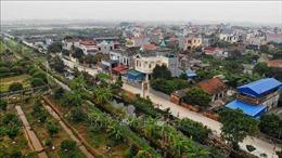 Công nhận tỉnh Hưng Yên hoàn thành nhiệm vụ xây dựng nông thôn mới năm 2020