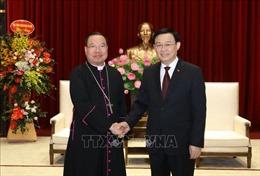 Đồng bào Công giáo nỗ lực vì lợi ích chung, góp phần vào sự phát triển của Thủ đô