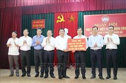 Ngày hội Đại đoàn kết dân tộc tại thành phố Hà Tĩnh