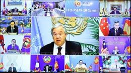 ASEAN 2020: Hội nghị Cấp cao ASEAN –Liên hợp quốc lần thứ 11