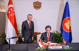 Thủ tướng Singapore nhận định ký kết RCEP là một bước tiến lớn đối với thế giới