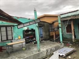 Thừa Thiên – Huế nỗ lực khắc phục hậu quả do bão số 13 gây ra