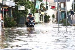 TP Hồ Chí Minh chủ động ứng phó triều cường đạt đỉnh 1,7m