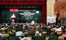 TP Hồ Chí Minh kỷ niệm 90 năm Ngày truyền thống Mặt trận Tổ quốc Việt Nam