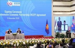 Ký kết RCEP là 'cột mốc lịch sử' của ASEAN