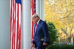 Tổng thống Donald Trump để ngỏ khả năng thúc đẩy các vụ kiện lớn thách thức kết quả bầu cử