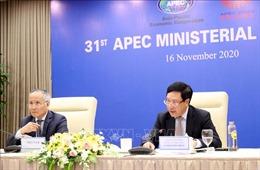 APEC đẩy mạnh liên kết kinh tế khu vực, phục hồi kinh tế bền vững, bao trùm