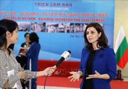Đại sứ Bulgaria tại Việt Nam: Tôi rất ngưỡng mộ sức sống và sức mạnh của người Việt Nam