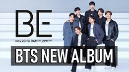 BTS tung ra album mới 'BE'