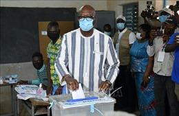 Tổng tuyển cử tại Burkina Faso