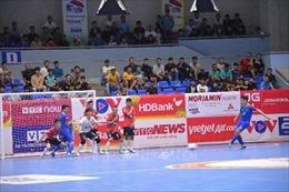 Khởi tranh vòng Chung kết Giải Futsal HDBank Cúp Quốc gia 2020