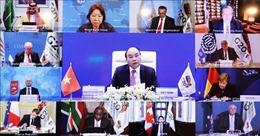 Hội nghị thượng đỉnh G20: Xây dựng tương lai bền vững, bao trùm và có sức chống chịu