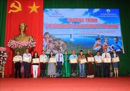 Gặp mặt, biểu dương các tổ chức, cá nhân có nhiều đóng góp cho trẻ em tỉnh Vĩnh Long