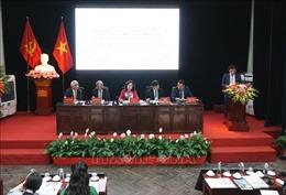 Quản lý bền vững và phát huy giá trị Di sản thế giới Hoàng thành Thăng Long 