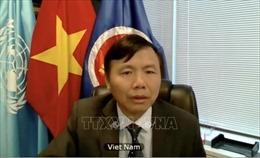 Cộng đồng quốc tế đánh giá cao vai trò của ASEAN và quan hệ hợp tác ASEAN - LHQ