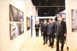 TTXVN tham gia Triển lãm ảnh báo chí quốc tế về dịch COVID-19 tại Hàn Quốc