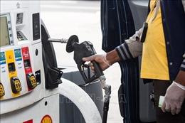 Giá dầu mỏ thế giới tăng lên mức cao nhất kể từ tháng 3/2020