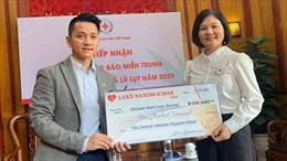 Lee's Sandwiches ủng hộ 100.000 USD giúp học sinh vùng lũ miền Trung