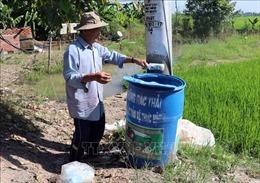 Đồng Tháp phát triển mô hình thu gom rác thải nông nghiệp