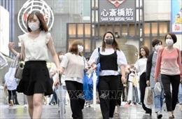 Nhật Bản ghi nhận số ca tử vong do COVID-19 cao nhất trong một ngày