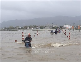 Các tỉnh, thành phố theo dõi chặt chẽ diễn biến mưa lũ và không khí lạnh