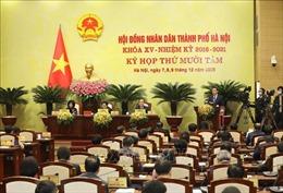 Hà Nội: Cử tri kiến nghị nhiều vấn đề bức thiết về đời sống dân sinh