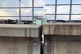 Yêu cầu báo cáo nguyên nhân sự cố cầu cạn tuyến metro số 1 trước ngày 10/12