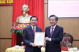 Điều động, luân chuyển ông Nguyễn Long Hải giữ chức vụ Phó Bí thư Tỉnh ủy Bắc Kạn