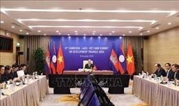 Hội nghị Cấp cao Khu vực Tam giác phát triển Campuchia - Lào - Việt Nam lần thứ 11