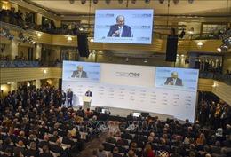 Đức hoãn Hội nghị An ninh Munich