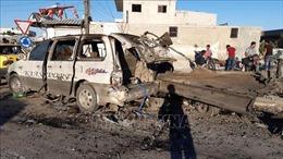 Tấn công khủng bố tại Syria khiến 25 người thiệt mạng