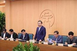 Hà Nội phấn đấu hoàn thành 23 chỉ tiêu kinh tế, xã hội trong năm 2021