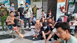 Vụ hỗn chiến trên Quốc lộ 91: Khởi tố, tạm giam thêm 16 đối tượng