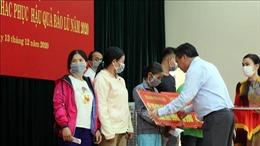 Hà Nội chung tay khắc phục bão lũ tại Quảng Nam