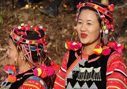 Vui Tết cổ truyền Hồ Sự Chà của dân tộc Hà Nhì nơi cực Tây Tổ quốc