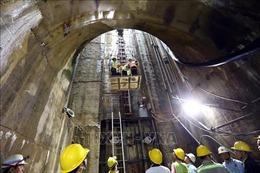 Đẩy nhanh tiến độ thi công Nhà máy Thủy điện Đa Nhim mở rộng